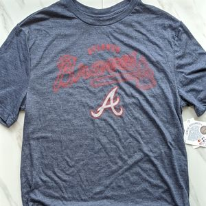 Unisex GENUINE MERCHANDISE Atlanta Braves Tee